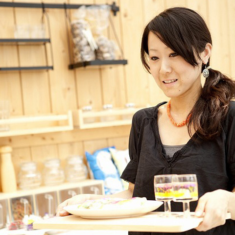 チーフプランナー :藤田知子 Tomoko Fujita