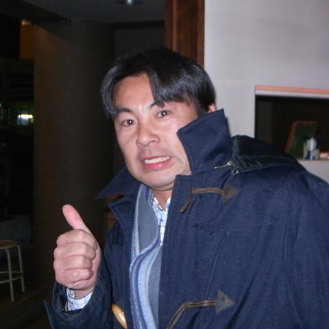 取締役部長:小野寺圭司 Keiji Onodera